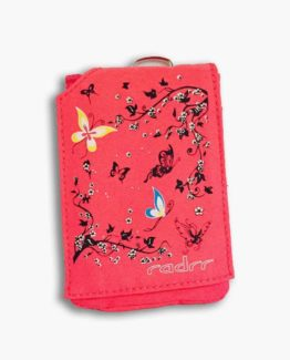 Insulin-Pump-Universal-Case-New-2015-Pink-Butterflies-Design-B013E8HM1E